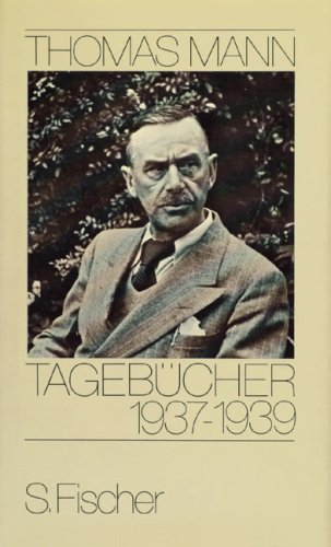 Buchseite und Rezensionen zu 'Tagebücher 1937-1939' von Thomas Mann