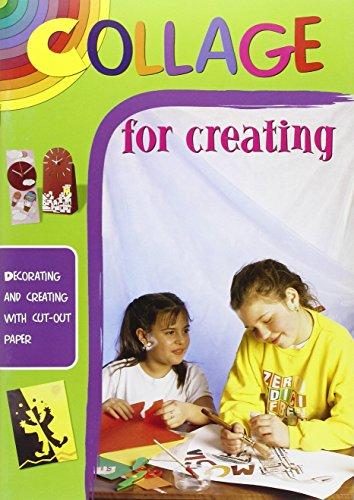 Collage per creare. Ediz. inglese (Manuabili in inglese)