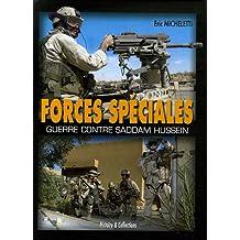 Les forces spéciales en Irak : Guerre contre Saddam Hussein