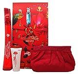 Kenzo Flower Tag Gift Set 100ml EDT + 50ml Body Lotion + Make Up Bag