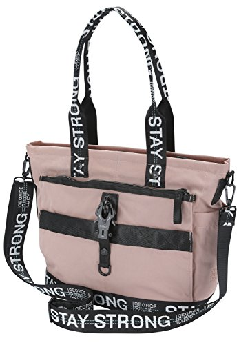 George Gina & Lucy Lo Shopper Shopper Tasche Forti 31 Cm Rosa