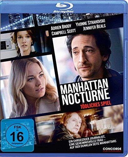 Bild von Manhattan Nocturne - Tödliches Spiel [Blu-ray]