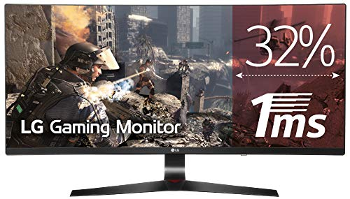 LG 34UC79G-B - Monitor Gaming UltraWide FHD de 86