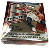 2014/15 Panini Spectra Basketball Hobby Box NBA