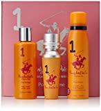 Beverly Hills Polo Club Gift Set 1 for Women (Eau De Toilette, Body Wash and Deodorant)