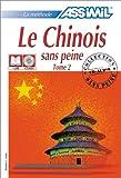Le Chinois sans peine, tome 2 (1 livre + coffret de 4 CD)