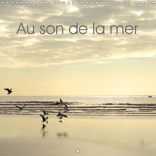 Au son de la mer (Calendrier mural 2018 300 × 300 mm Square): Photographies de bords de mer (Calendrier mensuel, 14 Pages ) (Calvendo Nature) [Kalender] [Apr 08, 2017] Thebault, Patrice -