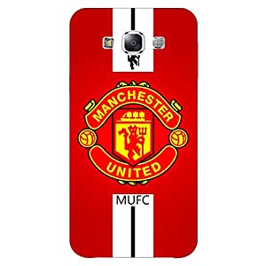 Jugaaduu Manchester United Back Cover Case For Samsung Galaxy A7
