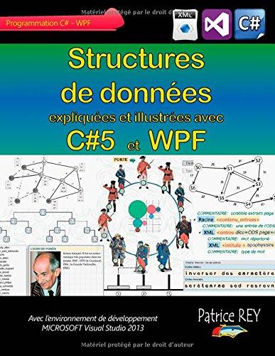 Structures de données avec C#5 et WPF : Avec Visual Studio 2013
