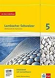 Lambacher Schweizer Mathematik 5. Ausgabe Baden-Württemberg: Arbeitsheft plus Lösungsheft und Lernsoftware Klasse 5 (Lambacher Schweizer. Ausgabe für Baden-Württemberg ab 2014) - Matthias Janssen