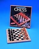 John Adams Wooden Chess