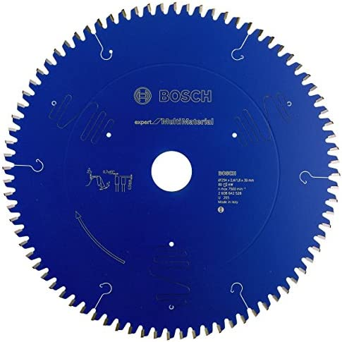 Bosch, Lama per per per sega circolare Best for Multi, 254 x 30 x 2,4 mm, 80 denti - 2608642528 | Promozioni speciali alla fine dell'anno  | Prezzo ottimale  | Del Nuovo Di Arrivo  35baaf