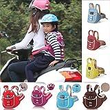 Placehap Kinder-Sicherheitsgurt mit Schloss für Fahrrad, Motorrad, Radfahren, Babypflege