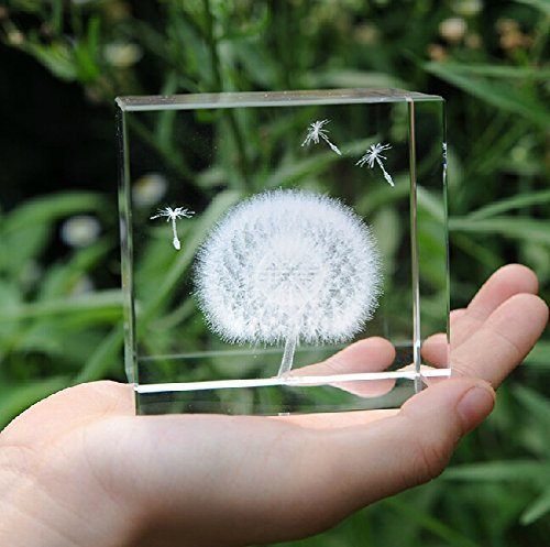 berry-presidentr-creative-3d-laser-etched-crystal-dandelion-cube-paperweight-birthday-christmas-gift