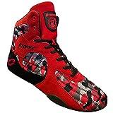 Otomix STINGRAY ESCAPE Fitness Bodybuilding Schuhe - Red Camo / Rot (40 EU)