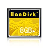 Handisk scheda CF 3anni di garanzia di sostituzione scheda di memoria CF 8GB