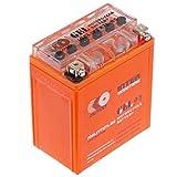 outdo ytx7t-BS Batterie au plomb 12V 7Ah BATTERIE au plomb Gel Batteries Batterie...