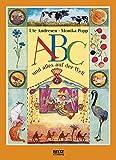 ABC und alles auf der Welt: Ein Lese-Schatz-Buch mit vierfarbigen Bildern