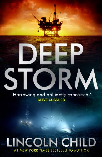 Deep Storm (Dr. Jeremy Logan Book 1) (English Edition) par Lincoln Child