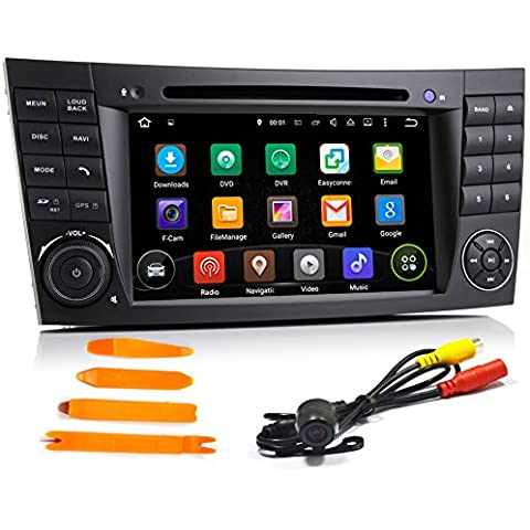 7 pollici Car Stereo GPS Player Android 5.1.1 2 DIN