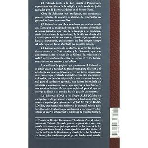 Talmud. Tratado Berajot Ii: 2 (Proyecto Hebraico)