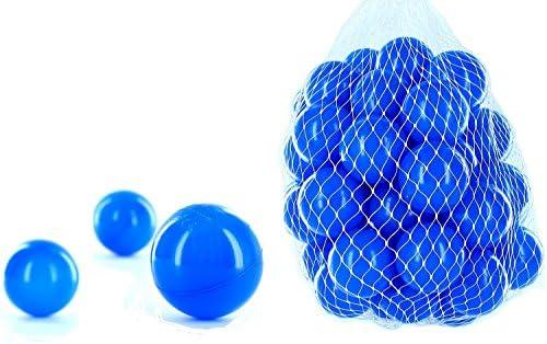 4000 Balles balles pour un bain dans la la la couleur bleu pour enfants, bébé ou aussi Animaux | Un Design Moderne  7d9e3c