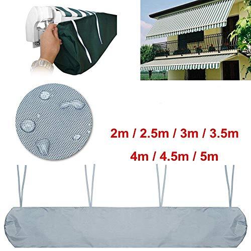 Baogu Schutzhülle für Markisen Markisenabdeckung wasserdicht für die Lagerung im Winter (3,0 m)
