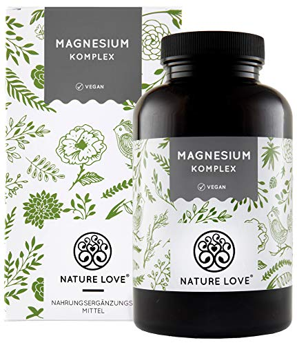 *NATURE LOVE® Magnesium Komplex*