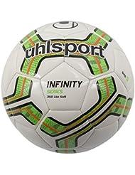 Uhlsport INFINITY 350 LITE SUAVE - blanco/fluo verde/negro, 5