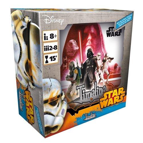 Timeline: Star Wars IV-V-VI