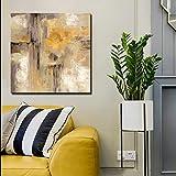 YCOLLC Pittura su Tela Moderna Pittura a Olio Astratta Poster e Stampe Pittura di Arte della Parete sulla Decorazione della Parete Immagini astratte per Livingom Nessuna cornice70x70cm