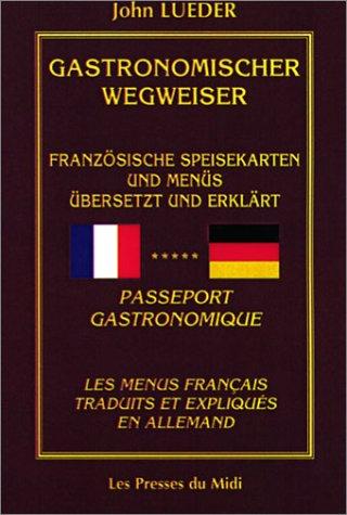 Gastronomischer Wegweiser (en allemand)