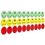 30Multicolor Smiley Imanes (1...