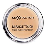 Max Factor Miracle Touch Liquid Illusion Foundation- Bronze 80 11g