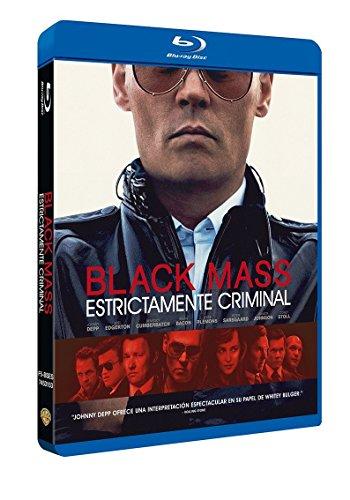 Black Mass [Blu-ray] 51A9clUOLkL