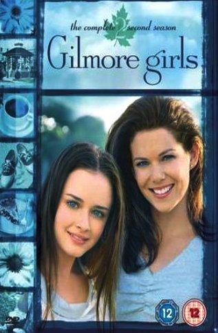 Gilmore Girls - Season 2  DVD   2006