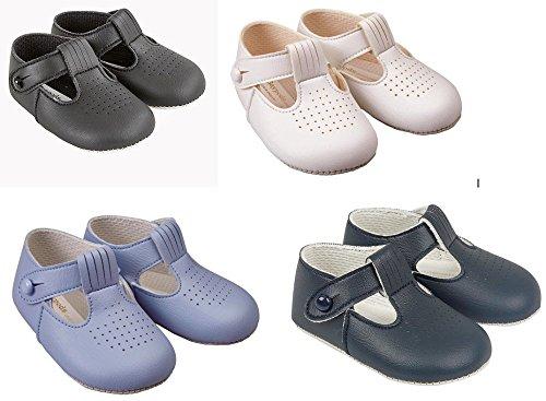 Baypods, Stivaletti bambini Blu azzurro 6-12 mesi