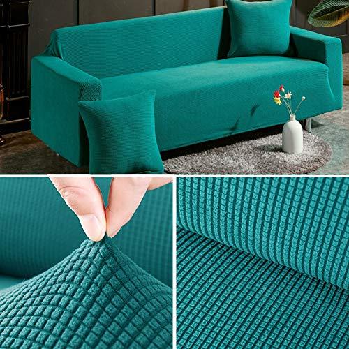 HXPP Funda Sofá Elastica, Grueso Lazy Universal Sofá Cover Stretch Cover-Lavable Muebles...