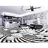 Pvc parkette plastic self-adhesive flooring robust,wasserdichte bodenbeläge 3d stock aufkleber küche,badezimmerboden-A