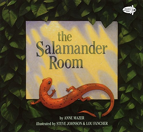The Salamander Room: Dragonfly Books Edition (Reading rainbow book)