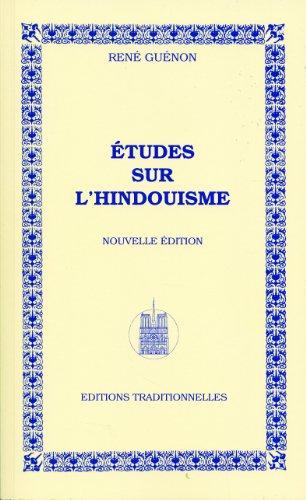 Études sur l'Hindouisme