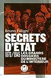 Secrets d'Etat (version texte)