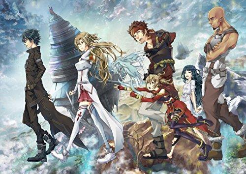 Sword Art Online Poster On Silk - Soie Affiche - 386556