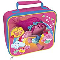 Preisvergleich für Trolls Cupcake Rechteck Lunchtasche, Pink