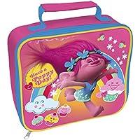 Trolls Cupcake Rechteck Lunchtasche, Pink preisvergleich bei kinderzimmerdekopreise.eu