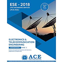 ESE 2018 Mains Electronics & communications Conventional Paper 2