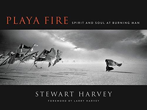 Playa Fire: Spirit and Soul at Burning Man (English Edition) (Tickets Und Veranstaltungen)