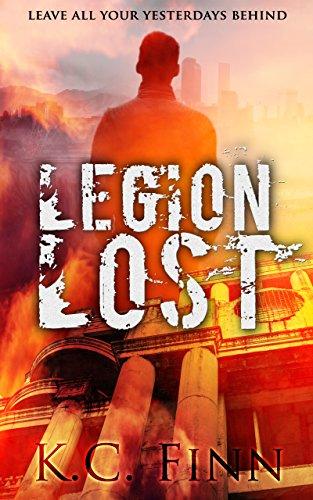 Legion Lost by K.C. Finn