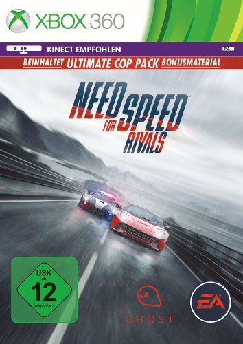 Need for Speed: Rivals - Limited Edition - [Xbox 360] (Need Xbox For Speed Spiele 360 Für)