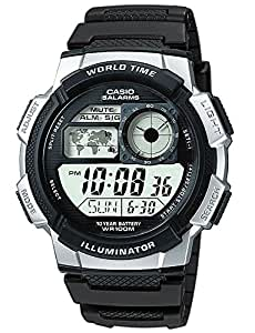 Casio Men's Digital Watch with Resin Strap AE-1000W-1A2VEF
